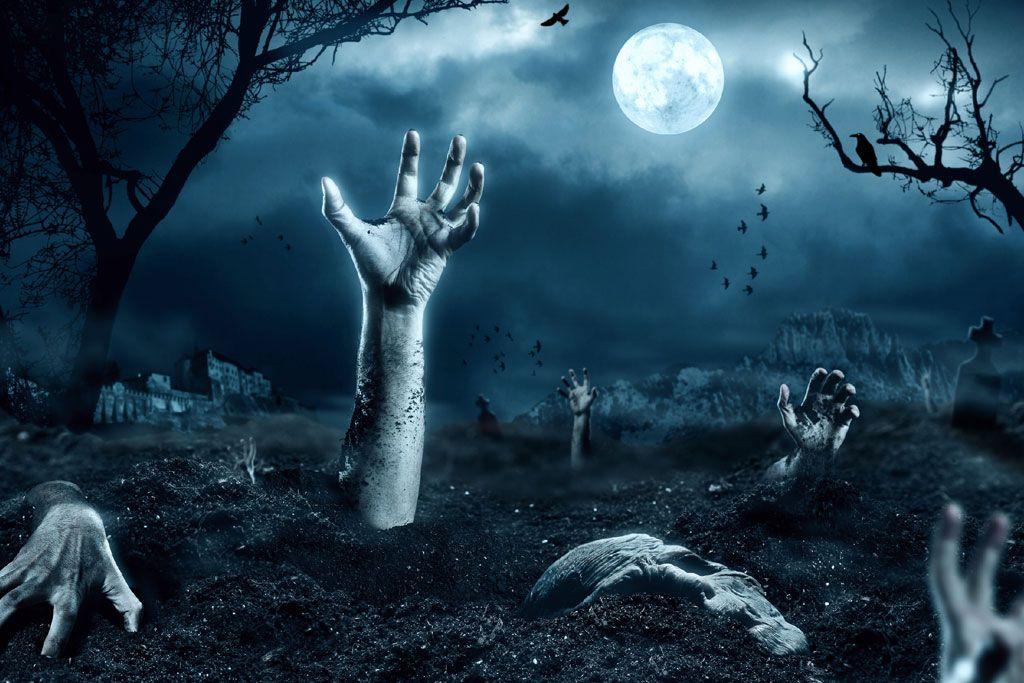 einstimmung zur halloween party