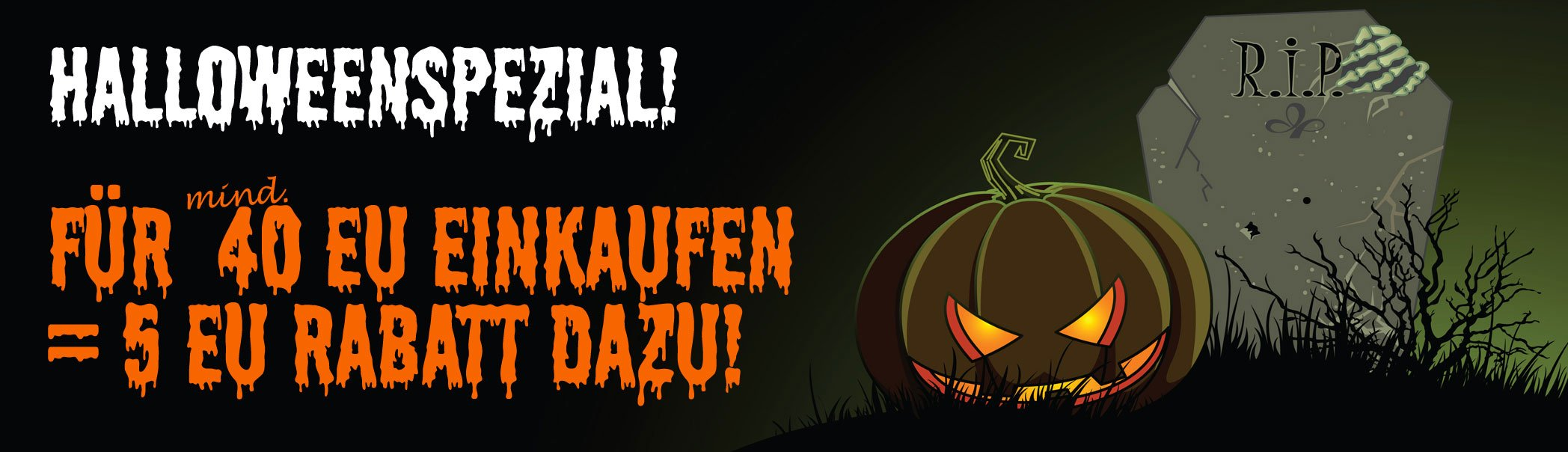 aktion halloween special