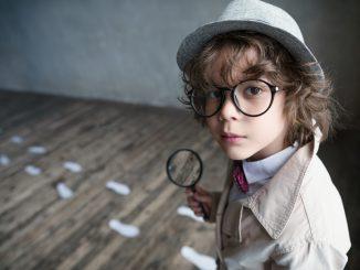 detektivparty