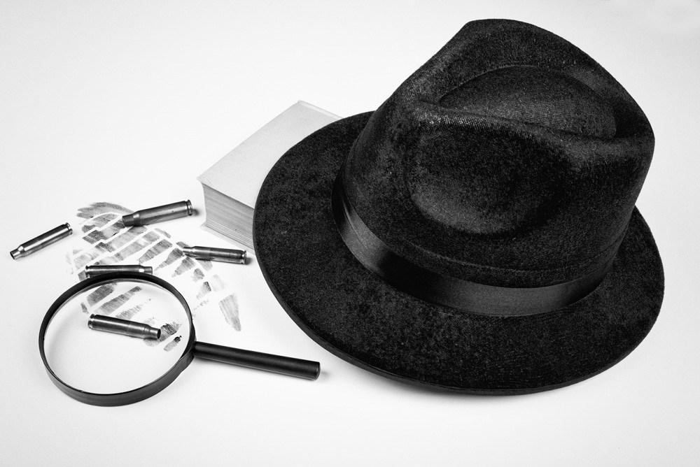 detektivparty kinder
