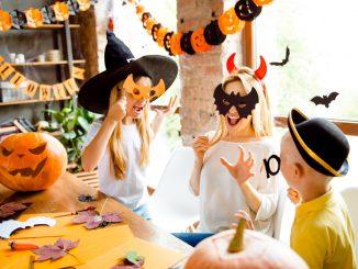 Halloweenbastelei