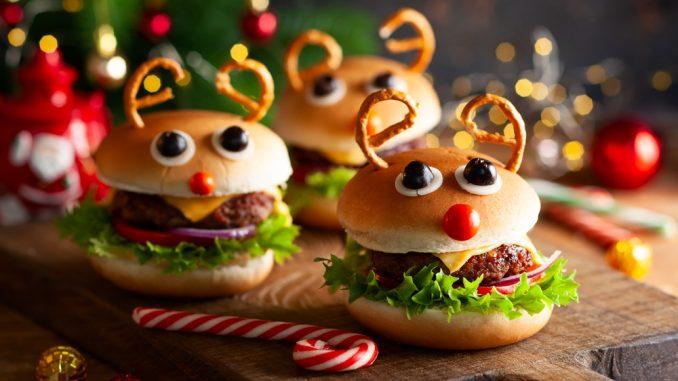 Weihnachtsfest Kinder