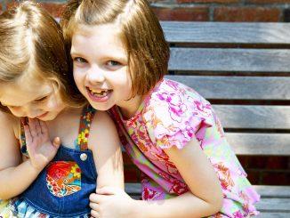Kinderspiele draußen