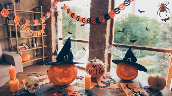 halloween deko vorlage ausdrucken