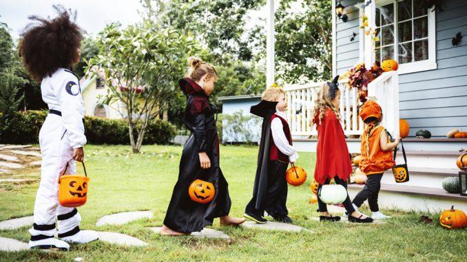 einfache halloween konstüme selber machen