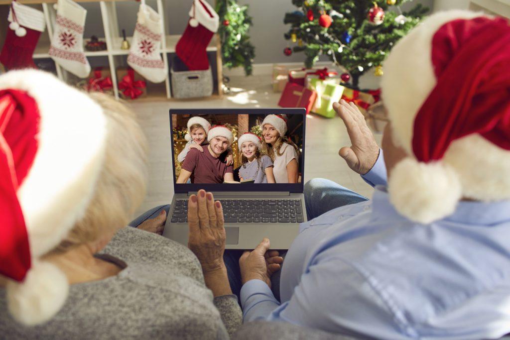 weihnachten digital feiern