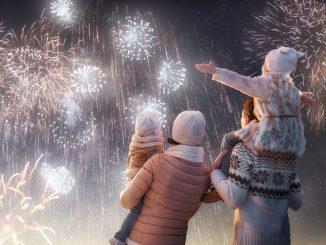 Silvester 2020 feiern