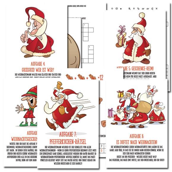 weihnachtsspiele