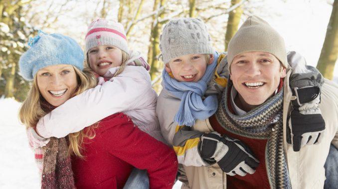 spiele druassen für kinder im winter